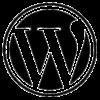 wordpress-logo-black