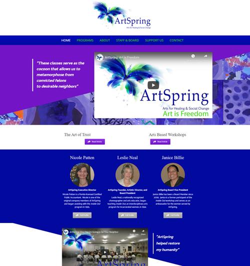 artspring-webprovements